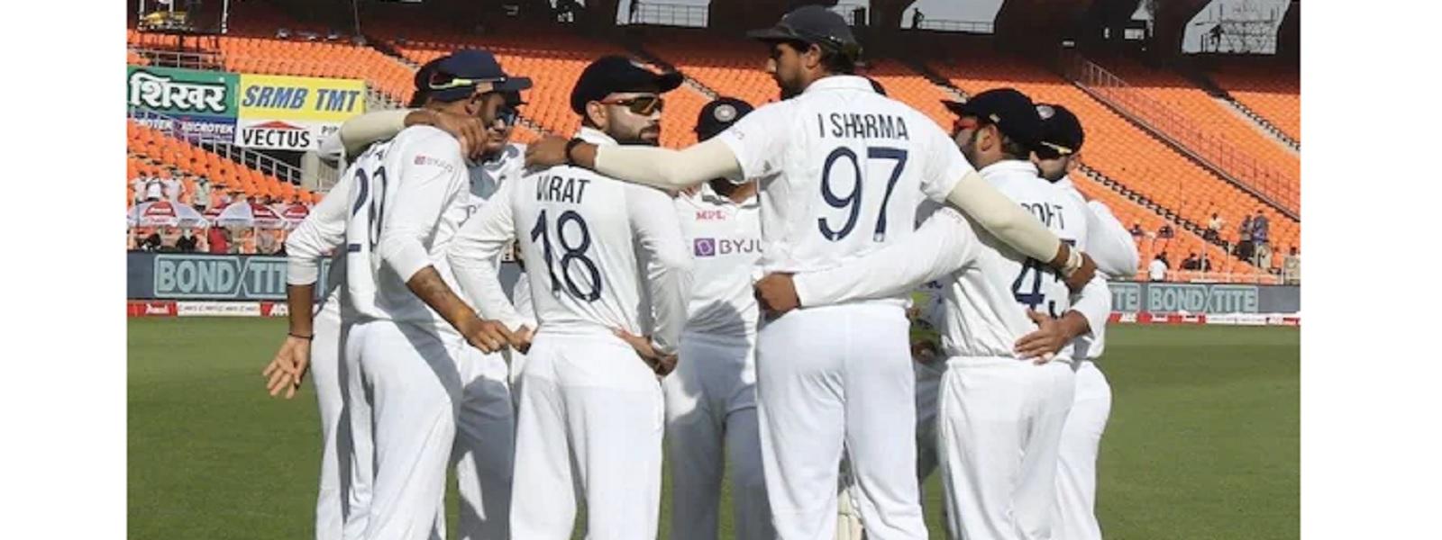 ICC உலக டெஸ்ட் சாம்பியன்ஷிப் இறுதிப் போட்டிக்கான இந்திய அணி அறிவிப்பு