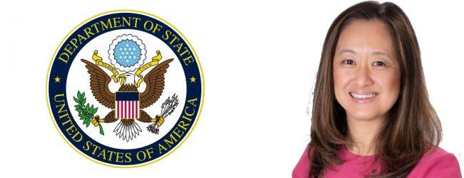 இலங்கைக்கான அமெரிக்க தூதுவராக Julie Chung