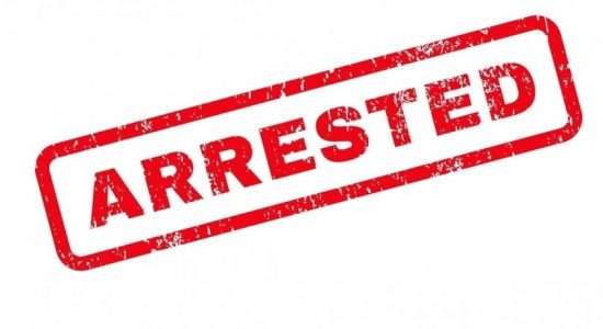 தனிமைப்படுத்தல் சட்டத்தை மீறி களியாட்ட நிகழ்வை நடத்திய 9 பேர் கைது