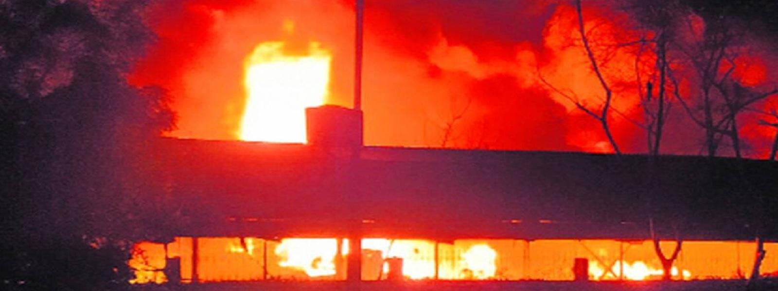 சீனாவில் தற்காப்பு கலை நிலையத்தில் தீ விபத்து; 18 பேர் உயிரிழப்பு, 16 பேர் காயம்
