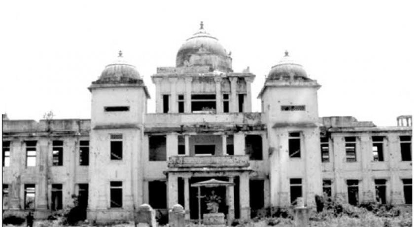 தெற்காசியாவின் அறிவுப் பொக்கிஷத்தை தீ தீண்டி துவம்சம் செய்து இன்றுடன் 40 ஆண்டுகள் பூர்த்தி
