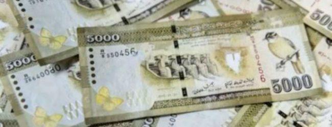 மீனவர்களுக்கான 5,000 ரூபா கொடுப்பனவிற்காக 50 மில்லியன் ரூபா ஒதுக்கீடு