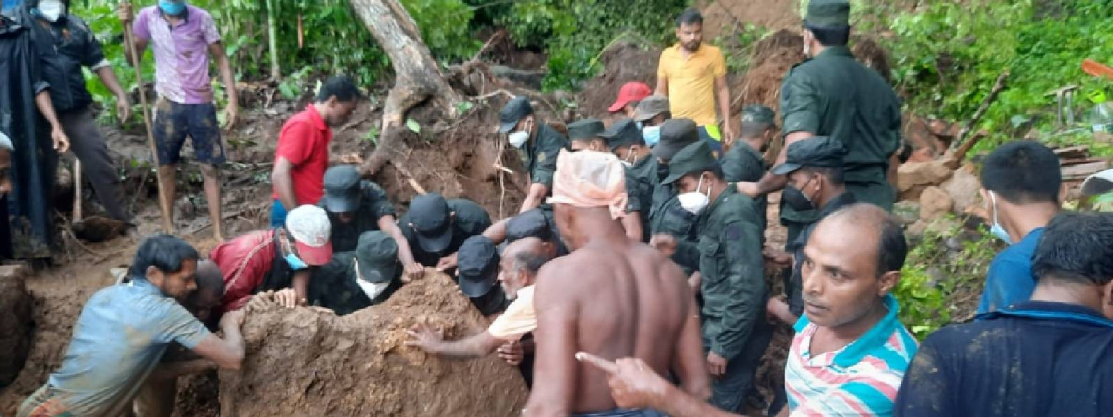 தொடரும் சீரற்ற வானிலை; அனர்த்தங்களில் சிக்கி 14 பேர் உயிரிழப்பு