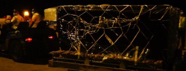 மேலும் 50,000 Sputnik Vதடுப்பூசிகள் நாட்டை வந்தடைந்தன