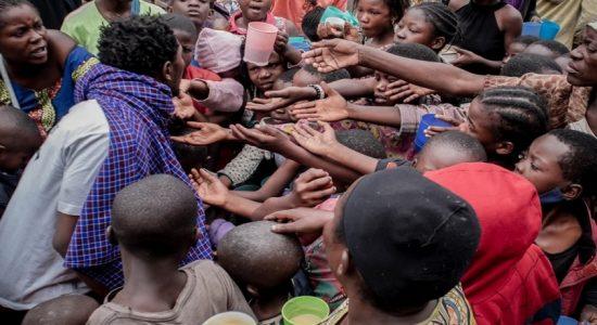 உலகில் நிமிடத்திற்கு 11 பேர் பட்டினியால் மரணிப்பதாக ஆய்வில் தகவல்