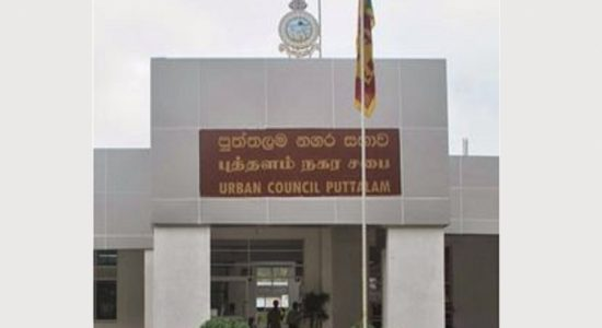 புத்தளம் நகர சபை தலைவராக M.S.M. ரபீக் பொறுப்பேற்பு