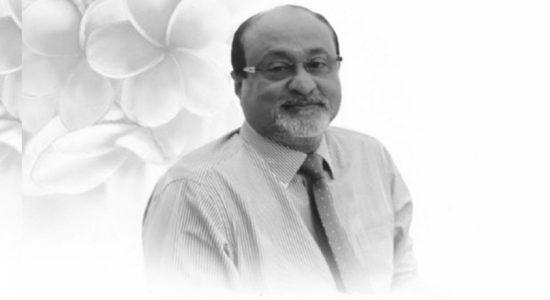 பிரிந்து விட்ட பெரும் சொத்து: அமரர் ஆர். ராஜமகேந்திரனின் மறைவிற்கு பலரும் அனுதாபம்