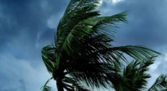 கடற்பிராந்தியங்களில் காற்றின் வேகம் அதிகரிக்கும் சாத்தியம் – வளிமண்டலவியல் திணைக்களம்