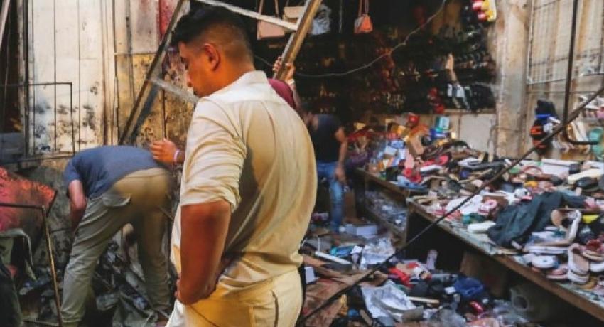 ஈராக்கில் குண்டுத் தாக்குதல்: 25 பேர் உயிரிழப்பு