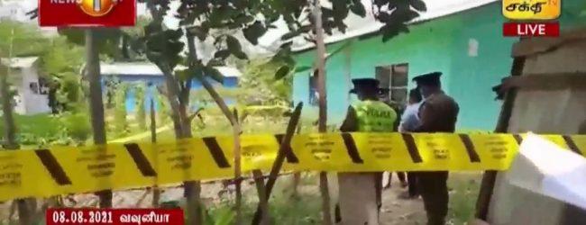 வவுனியா இரட்டை கொலை சம்பவம்: சந்தேகநபருக்கு விளக்கமறியல்