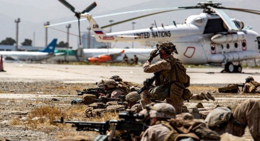 Drone தாக்குதலில் காபூல் தாக்குதலை திட்டமிட்ட IS உறுப்பினர் பலி; அமெரிக்கா