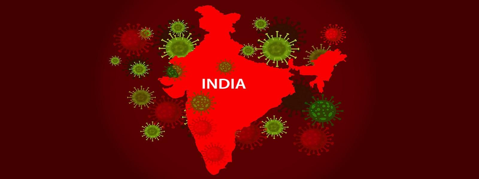இந்தியாவில் மீண்டும் கொரோனா தொற்று அதிகரிப்பு