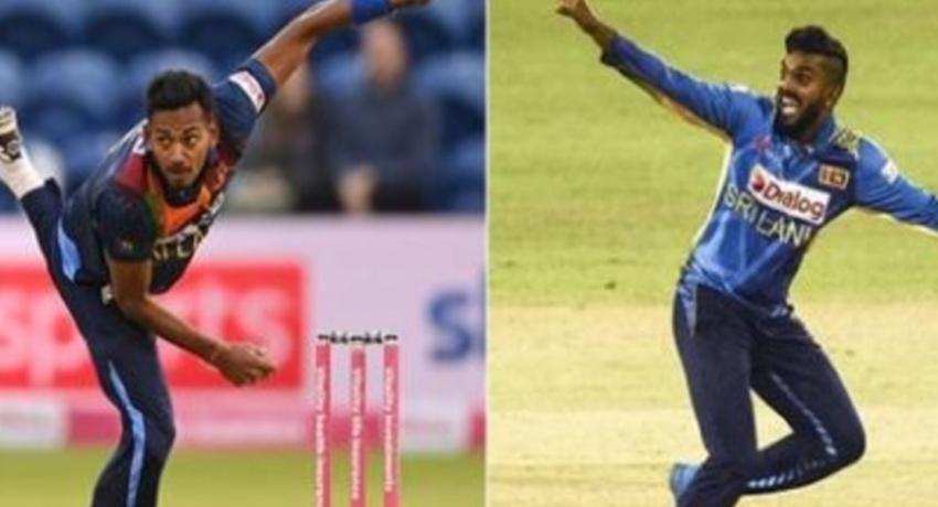 வனிந்து ஹசரங்க, துஷ்மந்த சமீரவிற்கு IPL வாய்ப்பு