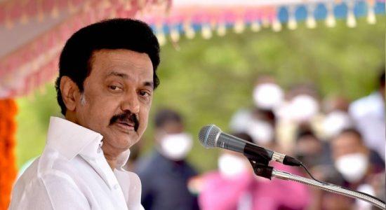 தமிழகத்திலுள்ள ஈழ மக்களுக்கான முகாம்கள் 'மறுவாழ்வு முகாம்கள்' என அழைக்கப்படும் – தமிழக முதலமைச்சர்