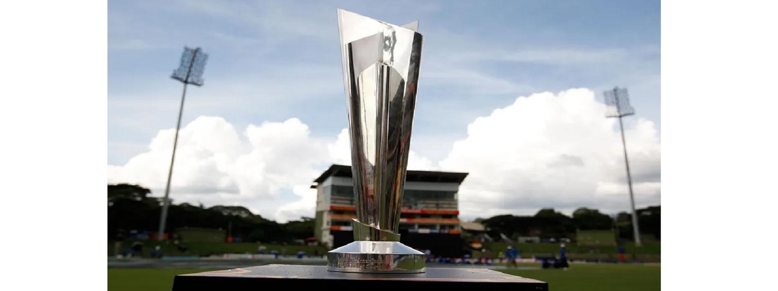 சர்வதேச T20 உலகக்கிண்ண கிரிக்கெட்: போட்டி அட்டவணை வௌியீடு