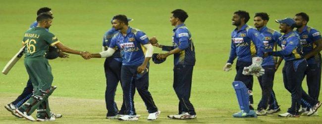 SLvsSA 2nd ODI: 67 ஓட்டங்களால் தென்னாபிரிக்கா வெற்றி