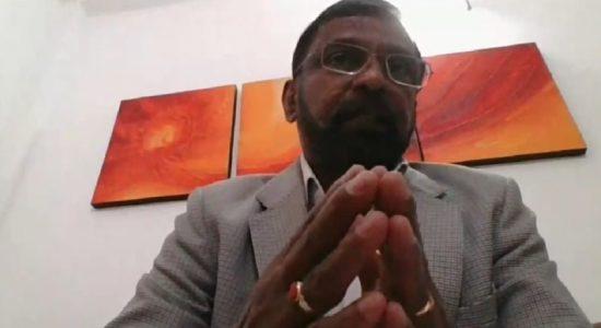 இலங்கையின் உள்ளக பிரச்சினைக்கு வௌியக பொறிமுறை தேவையில்லை: ஜயநாத் கொலம்பகே
