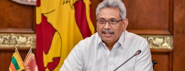 ஐ.நா பொதுச்சபை கூட்டத்தொடரில் ஜனாதிபதி கோட்டாபய ராஜபக்ஸ உரையாற்றவுள்ளார்