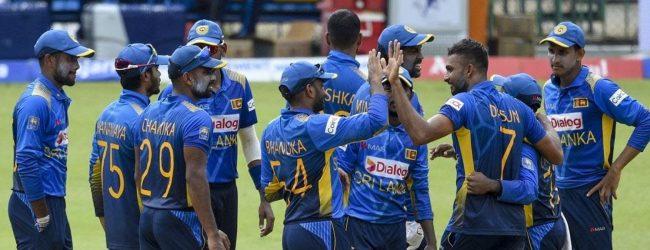 T20 உலகக்கிண்ண கிரிக்கெட் தொடருக்கான இலங்கை குழாம் அறிவிப்பு