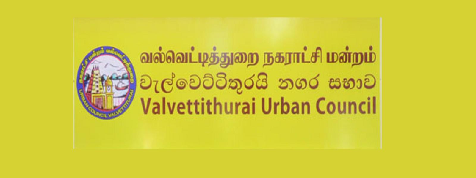 வல்வெட்டித்துறை நகரசபையின் ஆட்சி அதிகாரத்தை இழந்தது தமிழ் தேசியக் கூட்டமைப்பு