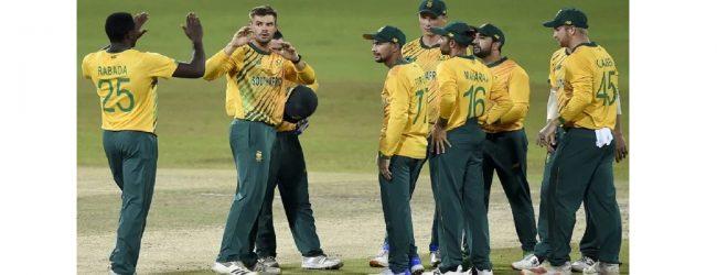 இலங்கைக்கு எதிரான இரண்டாவது T20: 9 விக்கெட்களால் தென்னாபிரிக்கா வெற்றி
