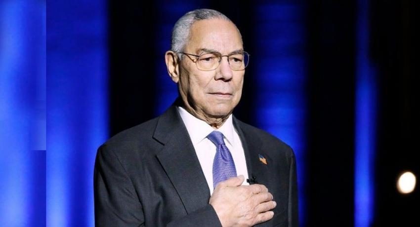 அமெரிக்காவின் முன்னாள் இராஜாங்க செயலாளர் Colin Powell காலமானார்