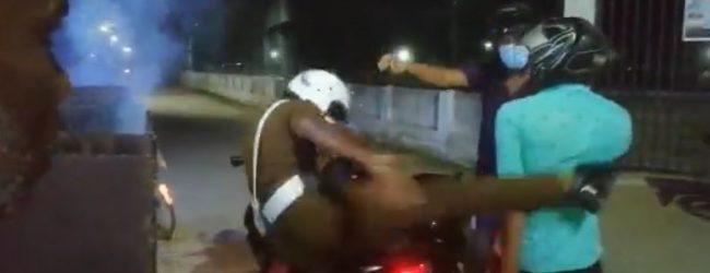 ஏறாவூரில் இளைஞர் மீது தாக்குதல்: பொலிஸ் உத்தியோகத்தர் கைது