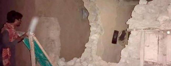 பாகிஸ்தான் நிலநடுக்கத்தில் 20 பேர் உயிரிழப்பு