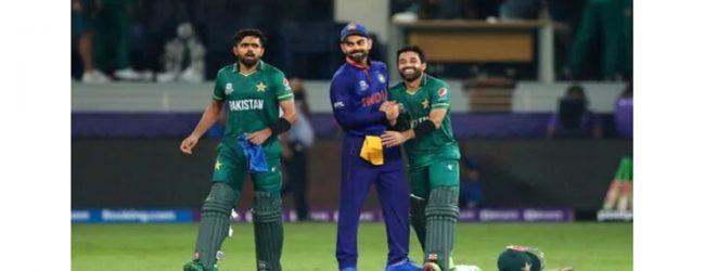 T20 உலகக்கிண்ணம்: இந்தியாவை வீழ்த்தி பாகிஸ்தான் அபார வெற்றி