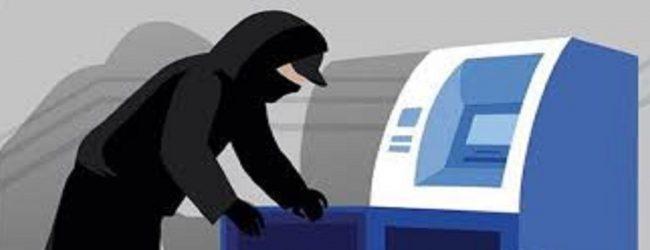 ATM இயந்திரங்களை உடைத்து 76,24,000 ரூபா பணம் கொள்ளை; சந்தேகநபர் கைது