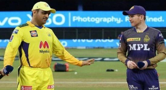 IPL இறுதிப்போட்டி: சென்னை சுப்பர் கிங்ஸ் – கொல்கத்தா நைட் ரைடர்ஸ் மோதல்