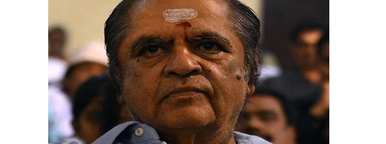 பழம்பெரும் நடிகர் ஸ்ரீகாந்த் காலமானார்