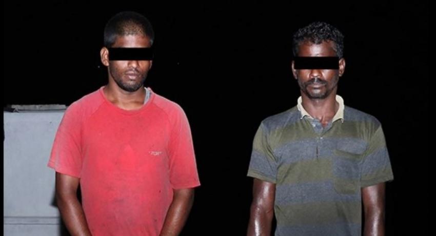 தமிழக மீனவர்கள் இருவரும் விடுதலை