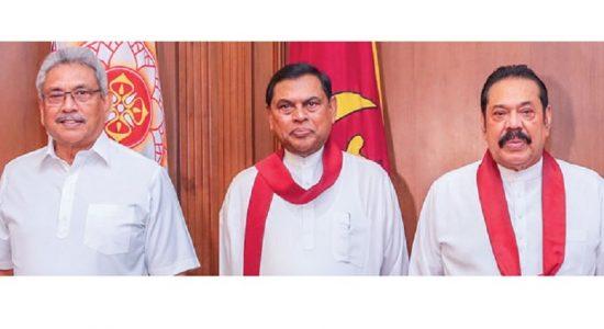 New Fortress ஒப்பந்தம் தொடர்பில் பிரதமர், நிதி அமைச்சருடன் கலந்துரையாடுமாறு ஜனாதிபதி ஆலோசனை