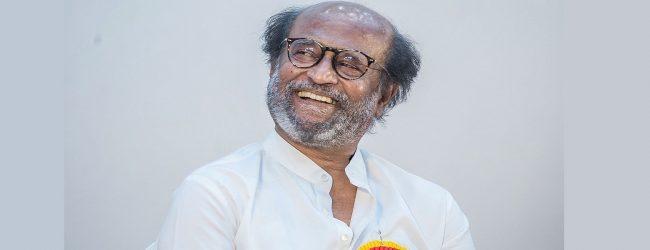 ரஜினிகாந்திற்கு தாதா சாகேப் பால்கே விருது